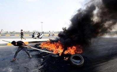 Los jóvenes de Irak estallan contra la corrupción y el desempleo