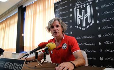 Aguirre ya tiene decidido el once para un derbi «que tenemos muchas ganas de ganar»