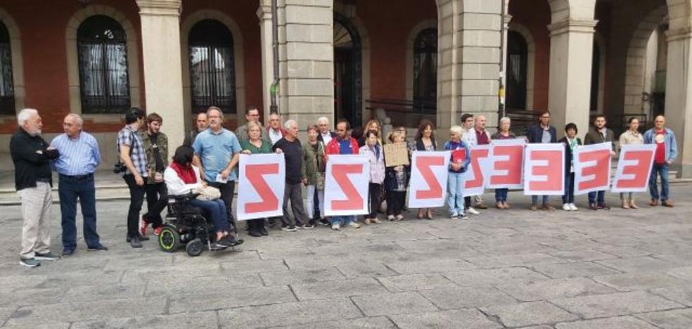 Concentraciones y repique de campanas en Zamora contra la despoblación