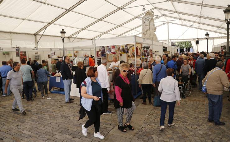 Feria grastronómica de Naturpal en Palencia