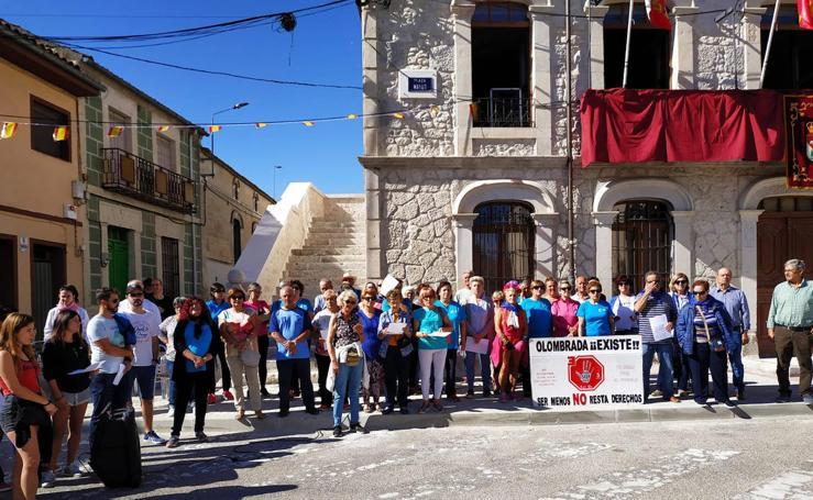 Clamor en la Segovia vaciada