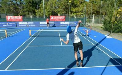 Juan Sebastián Pinzón, cae en la primera edición del Grand Slam España de Touchtennis