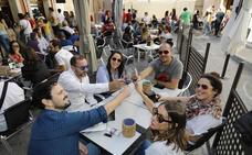 Peñafiel brinda con los mejores vinos jóvenes en la feria de la Ribera del Duero