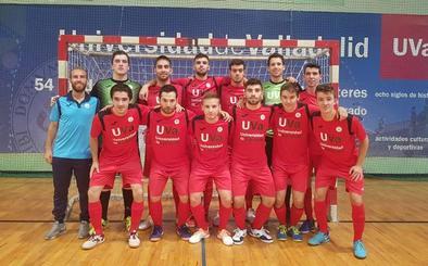 El Uni mantiene su racha en Pontevedra