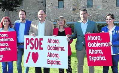 El PSOE de Segovia pide un «voto sensato» para poder formar gobierno tras el 10-N