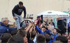 La recaudación del V Trofeo Fútbol 7 CGB 'Por un futuro sin Alzheimer' será entregada a AFA