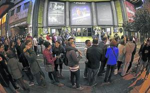 La Fiesta del Cine vuelve a finales de octubre con entradas a 2,90 euros