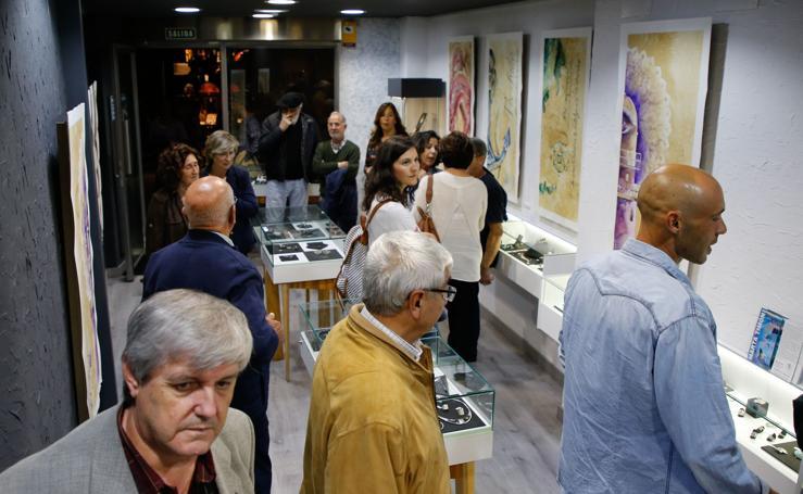 La exposición de Marta Timón en imágenes