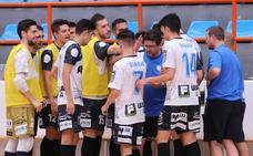 El FS Salamanca Unionistas logra el segundo triunfo del curso ante el Sani 2000 (2-6)