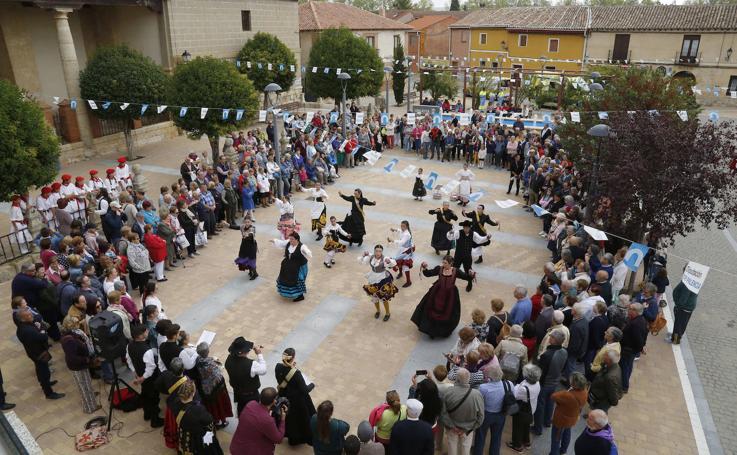 Día de la provincia en Grijota