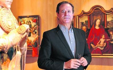 Sánchez del Barrio: «Un museo te relaciona con una obra singular. ¡Y eso se siente o no se siente!»