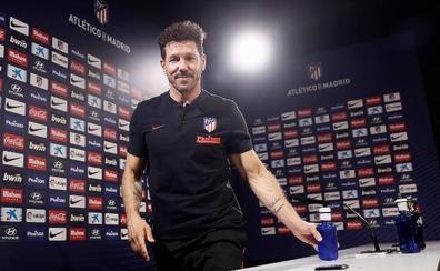 Simeone confirma a Joao Félix en banda ante un Real Valladolid que «juega muy bien»