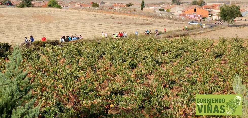 Fernández Giralda y Patricia Sangrador se anotan la tercera etapa del circuito Entre Viñas