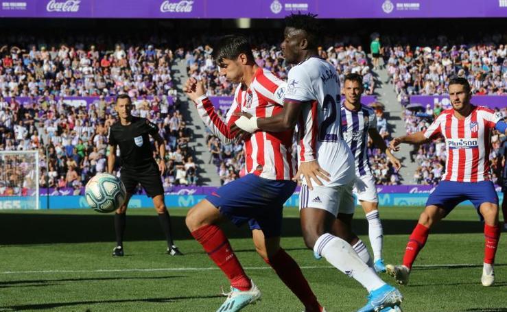 Real Valladolid, 0 - Atlético de Madrid, 0