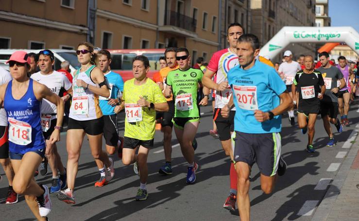 V Carrera Popular ASPRODES en Salamanca
