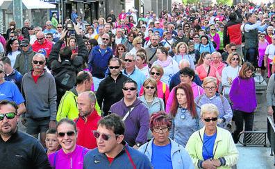Apadefim junta a casi 2.500 personas en su marcha en favor de la lucha por la integración