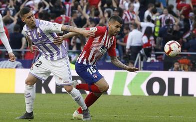 Real Valladolid y Atlético miden sus alternativas