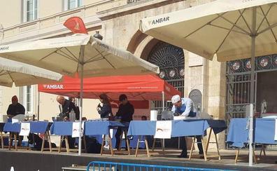 Palencia, Valladolid, Burgos, Salamanca y Soria se juegan la mejor hamburguesa de la región