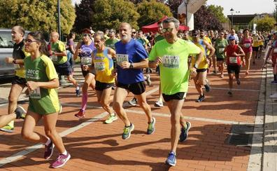 Palencia se viste de verde para luchar contra el cáncer