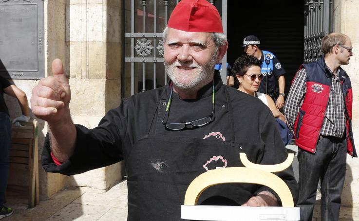 Concurso de la mejor hamburguesa de Castilla y León