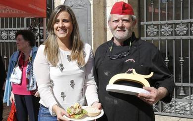 Soria gana en Palencia el concurso a la mejor hamburguesa de Castilla y León