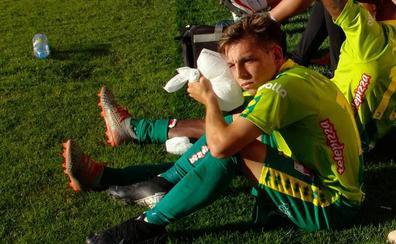 Importante lesión para Álvaro Romero tras el derbi en Unionistas