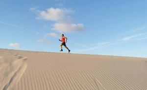 Un reto entre dunas y arena