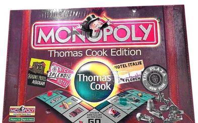 El gran bazar de Thomas Cook