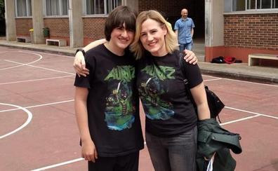 Alumnos con discapacidad del País Vasco se escolarizan en Burgos para estudiar castellano