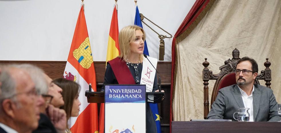 Antiguas alumnas que engrandecen a la Universidad de Salamanca