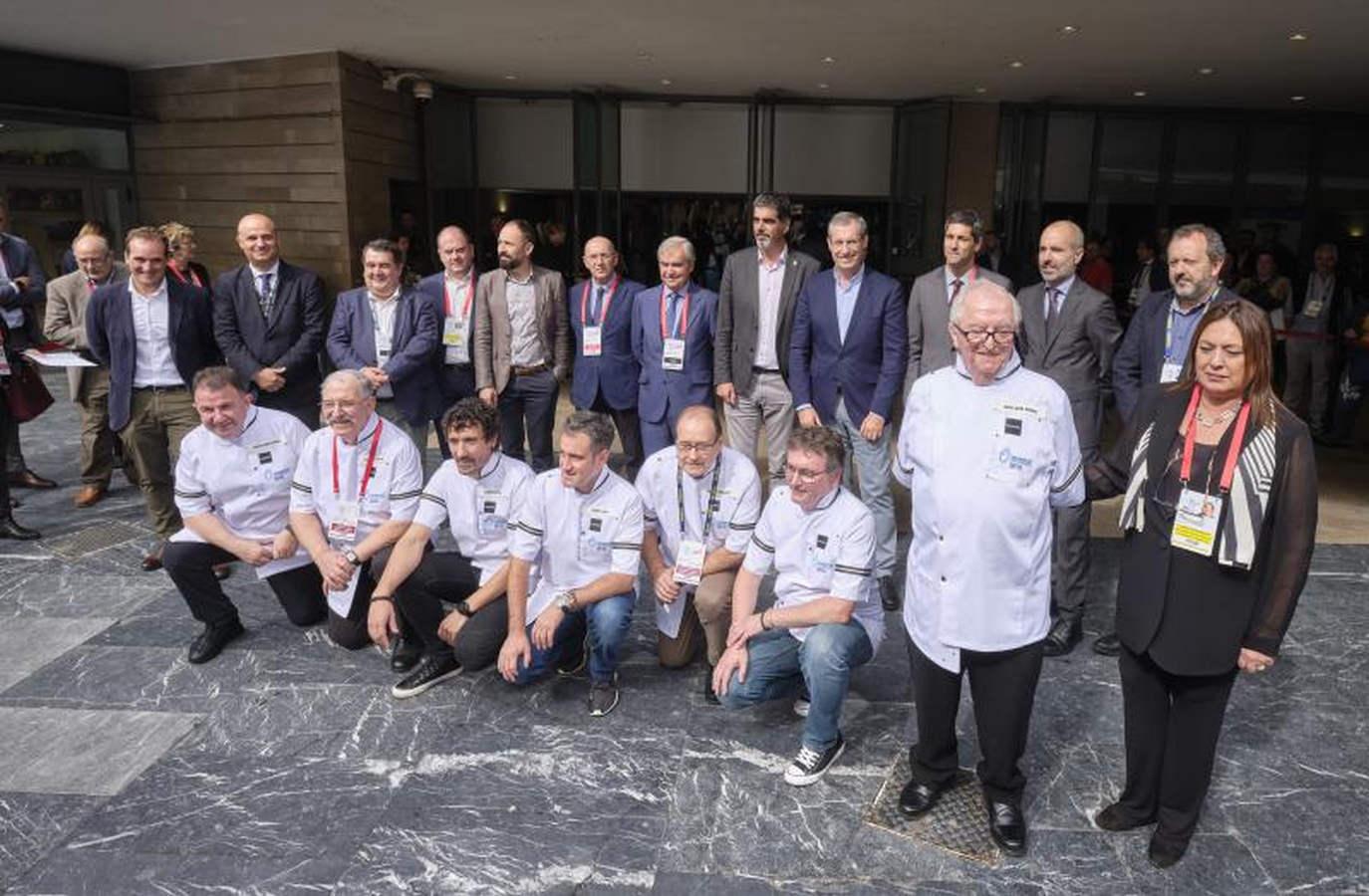 La jornada inaugural de San Sebastian Gastronomika