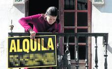 Valladolid marca la subida de los alquileres más leve de España