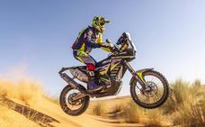 Santolino se desquita en Marruecos con un undécimo puesto en la tercera etapa