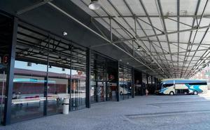 La Junta descarta una inauguración oficial para la estación de autobuses