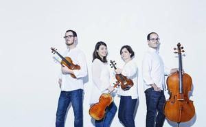Cosmos Quartet & Ensemble abre el VIII Ciclo de Conciertos de Cámara