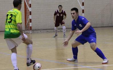 El FS Mariano Rico Cuéllar cae por la mínima ante un acertado Laskorain