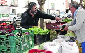 El Mercado Ecológico acerca los productos naturales de la región