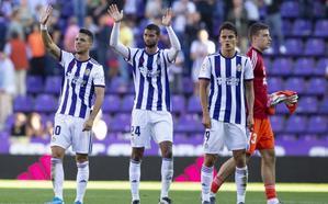 Joaquín siempre responde al Real Valladolid
