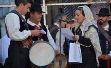 El folclore toma las calles de El Maíllo