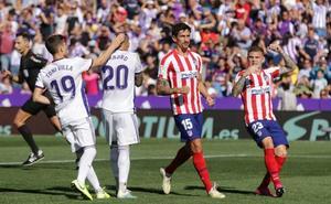 Cantatore, Sandro y la familia del Real Valladolid