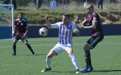 El Salamanca CF UDS juega este jueves un amistoso ante el Real Valladolid de Primera