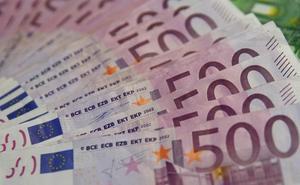 Condenado por una estafa de 100.000 euros al cambiar billetes de 500 euros