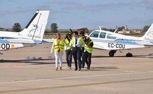 El programa de El Hormiguero sobre la escuela de pilotos Adventia fue el más visto de la televisión
