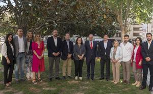 El PP de Salamanca mantiene a sus cabezas de lista para el 10-N e introduce al alcalde de Carbajosa como número 3 al Congreso
