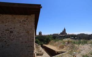 El Ayuntamiento de Salamanca aprueba hoy el proyecto de intervención en el Cerro de San Vicente