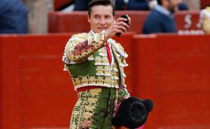Diego Urdiales logra el premio a la Mejor Faena de la Feria Taurina de Salamanca
