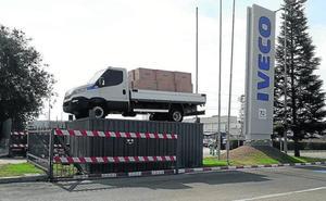 La falta de acuerdo aboca a la suspensión de trabajo 40 días en la planta vallisoletana de Iveco desde el lunes