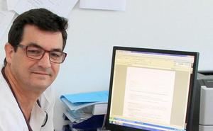 El jefe de Medicina Interna, Jorge Elizaga, será el nuevo gerente del Hospital General de Segovia