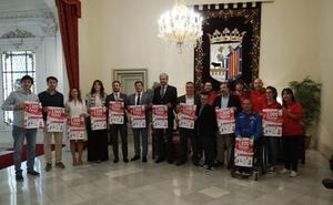 Salamanca celebrará el 27 de octubre la décima Carrera Popular de los 1.000 pasos en apoyo a la Fundación AVIVA
