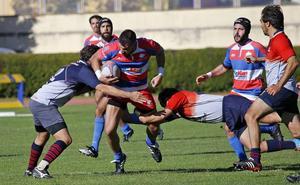 El BigMat Tabanera Lobos se queda cerca de la victoria frente al Rugby Majadahonda